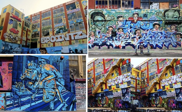 5pointz - New York -Street art
