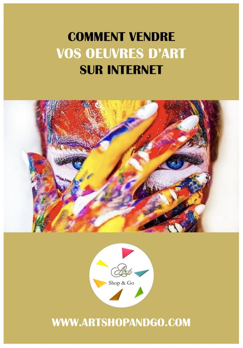 Comment vendre vos oeuvres d'art sur internet