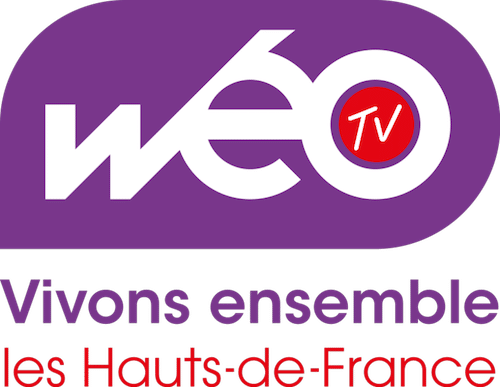 Logo Wéo tv Hauts de France