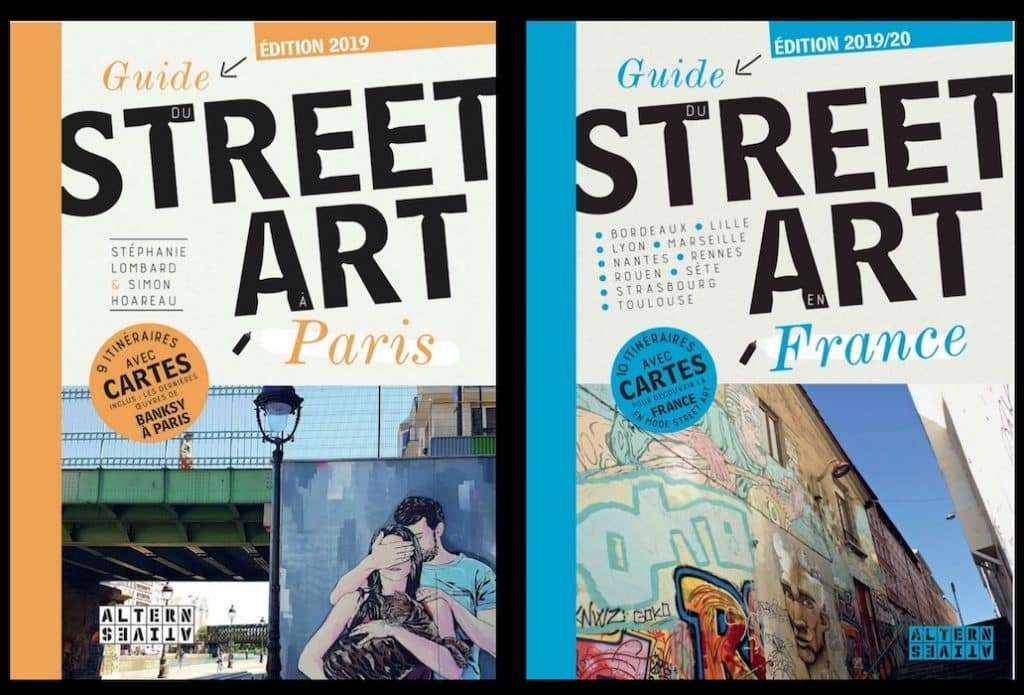 Guides du street art à Paris et en France
