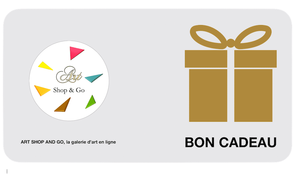 bon cadeau sur ART SHOP AND GO